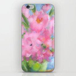Teacup Pinks iPhone Skin