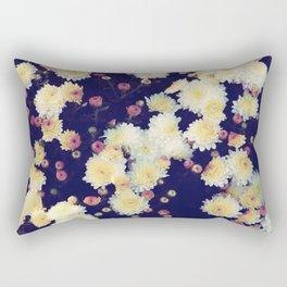 Mums in the Fall Rectangular Pillow