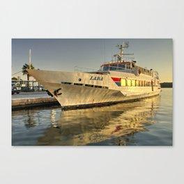 Ferry Lara  Canvas Print