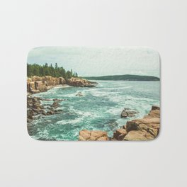 Summer Vacation Bath Mat