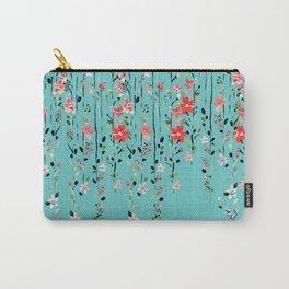 Floral Dilemma #society6 #decor #buyart Carry-All Pouch