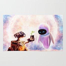 Wall-e Rug