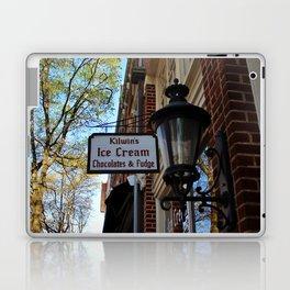 Ice Cream And Fudge Shop Laptop & iPad Skin