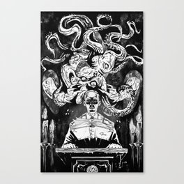 The Summoner (variant) Canvas Print