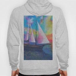 Bodrum Turquoise Coast Gulet Cruise Hoody