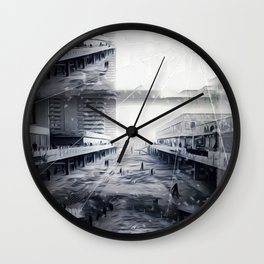 Snowfallen Ashes: Within These Years of Questionable Defeat Wall Clock