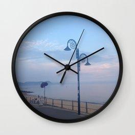 Lyme Regis Wall Clock