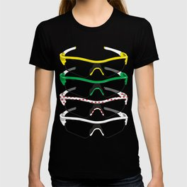Tour de France Glasses T-shirt