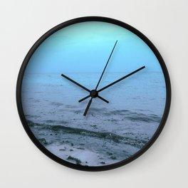 El mar Wall Clock