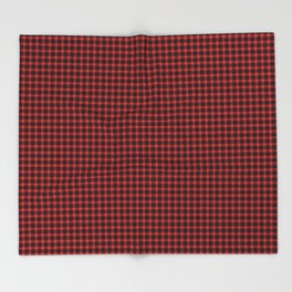 Cunningham Tartan Throw Blanket