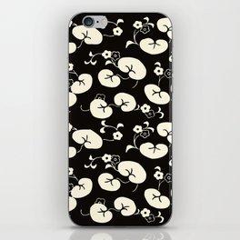 BUDDHAS POND iPhone Skin