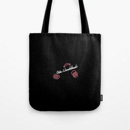 Oide Wurschthaut   [black & white] Tote Bag