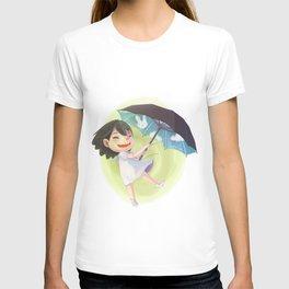 Umbrella Sky T-shirt
