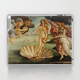 The Birth of Venus by Sandro Botticelli Laptop & iPad Skin