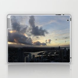 Golden sunsets Laptop & iPad Skin