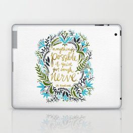 Anything's Possible Laptop & iPad Skin