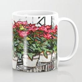 POINSETTIAS Coffee Mug