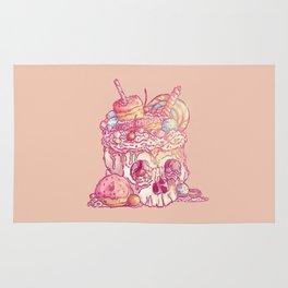 Skull No.3 // The Yummy One Rug