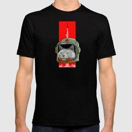 Russian Blue Space Program T-shirt