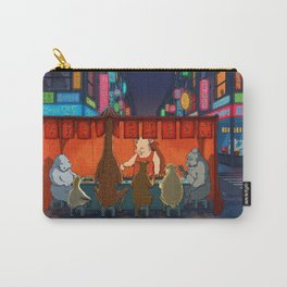 Street Food Carry-All Pouch