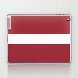 Flag of Latvia Laptop & iPad Skin