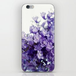 VIOLET TREE iPhone Skin