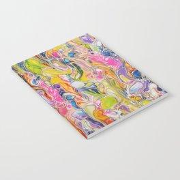 """Spring Rain"" Notebook"