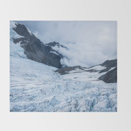 Glacier Throw Blanket