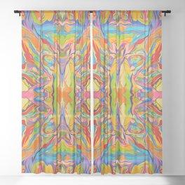Genesis Sheer Curtain