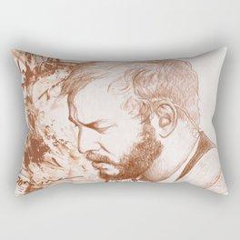 Bon Iver (Justin Vernon) Rectangular Pillow