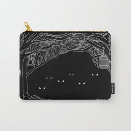 Face Your Fears. Carry-All Pouch