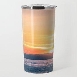 Nice winter sunset Travel Mug