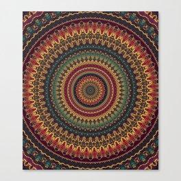 Mandala 488 Canvas Print
