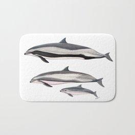 Fraser´s dolphin Bath Mat