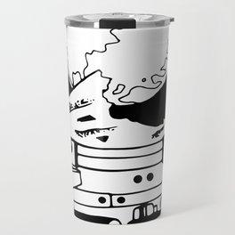 Major Spaceman Travel Mug