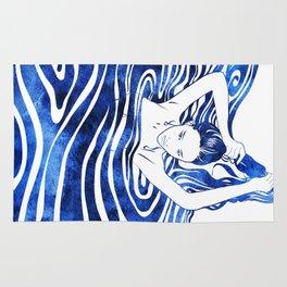 Water Nymph IV Rug