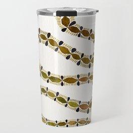 Olive Serpent Travel Mug