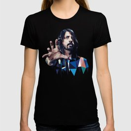 Learn to Fly - Dave Grohl print T-shirt