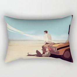Party Smasher Rectangular Pillow