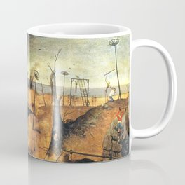 The Triumph of Death Coffee Mug