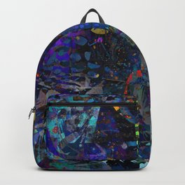 Star Tipper* Cat Reflections Backpack