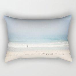 Sun and Fun Redondo Beach Rectangular Pillow