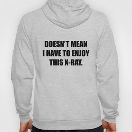 X-Ray Shirt Hoody