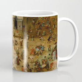Children's Games Coffee Mug