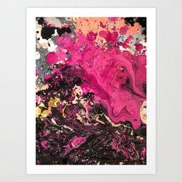 Conscious Journey Art Print