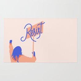 Resist Rug