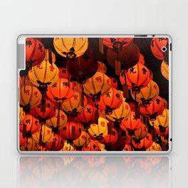 Chinese Lanterns Laptop & iPad Skin
