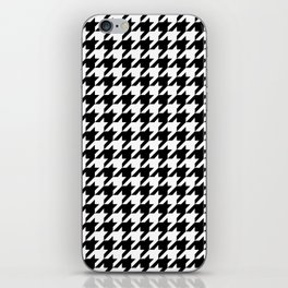 Houndstooth iPhone Skin
