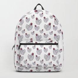 Wyandotte Chicken Backpack
