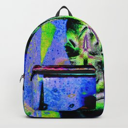 Snake Mirror Backpack